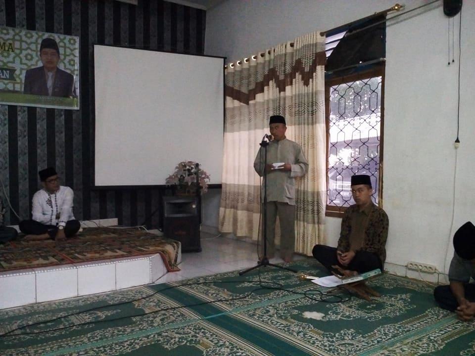 Kata sambutan dari ketua pelaksana Nuzul Qur'an 1438 H / 201